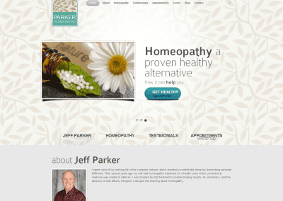 Parker Homeopathy
